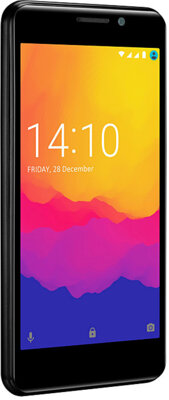 Смартфон Prestigio Muze U3 LTE 3515 Dual Black 4
