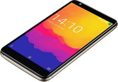 Смартфон Prestigio Muze H5 LTE 5523 Dual Gold 7