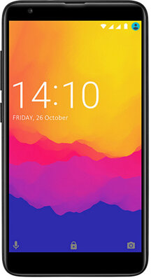 Смартфон Prestigio Muze H5 LTE 5523 Dual Black 1