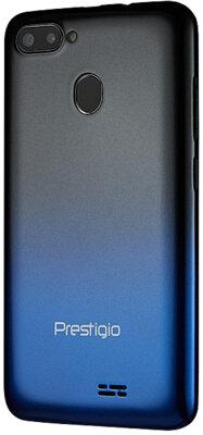 Смартфон Prestigio Muze J5 5524 Dual Black Blue 2