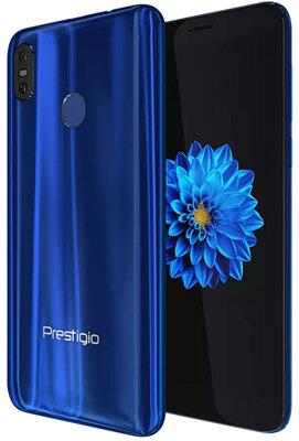 Смартфон Prestigio X Pro 7546 Dual Blue 3