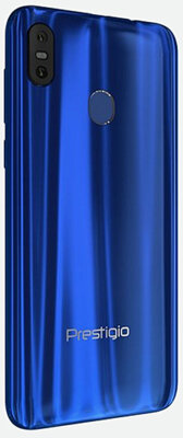 Смартфон Prestigio X Pro 7546 Dual Blue 9