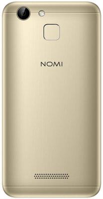 Смартфон Nomi i5014 EVO M4 Gold 2