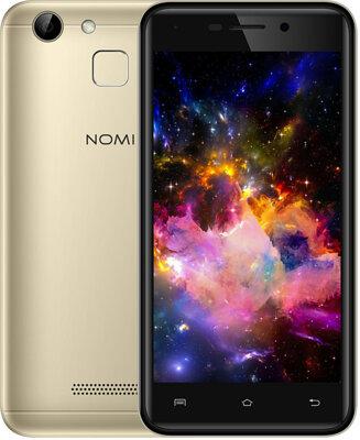 Смартфон Nomi i5014 EVO M4 Gold 3