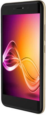 Смартфон Nomi i5014 EVO M4 Gold 6