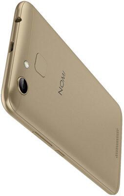Смартфон Nomi i5014 EVO M4 Gold 9