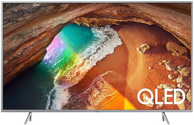 Телевізор Samsung QE65Q67RAUXUA 10