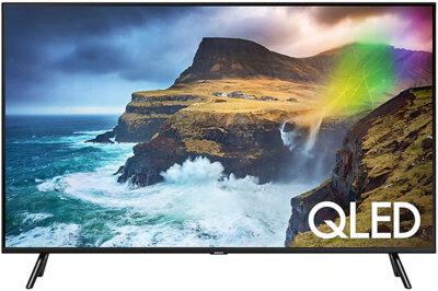 Телевизор Samsung QE49Q77RAUXUA 9