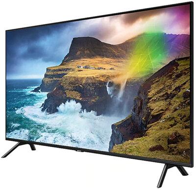 Телевизор Samsung QE55Q77RAUXUA 2