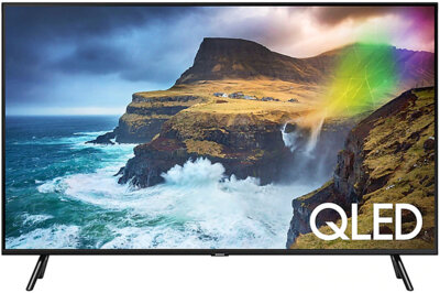 Телевизор Samsung QE55Q77RAUXUA 10