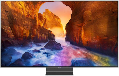 Телевизор Samsung QE55Q90RAUXUA 1