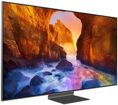 Телевизор Samsung QE55Q90RAUXUA 3