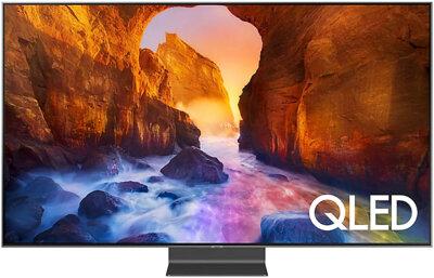 Телевизор Samsung QE55Q90RAUXUA 10