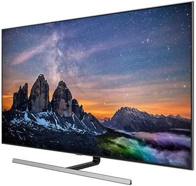 Телевизор Samsung QE75Q80RAUXUA 2