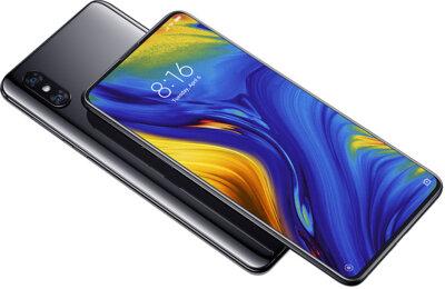 Смартфон Xiaomi Mi Mix 3 6/128GB Onyx Black 16