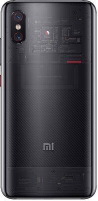 Смартфон Xiaomi Mi8 Pro 8/128GB Transparent Titanium 2