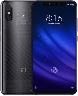 Смартфон Xiaomi Mi8 Pro 8/128GB Transparent Titanium 3
