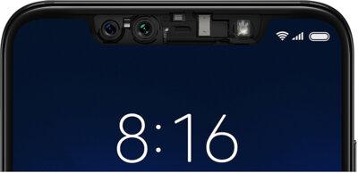 Смартфон Xiaomi Mi8 Pro 8/128GB Transparent Titanium 11