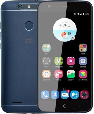 Смартфон ZTE Blade V8 Lite Blue 3