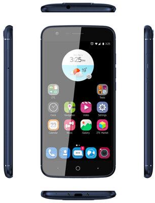 Смартфон ZTE Blade V8 Lite Blue 5