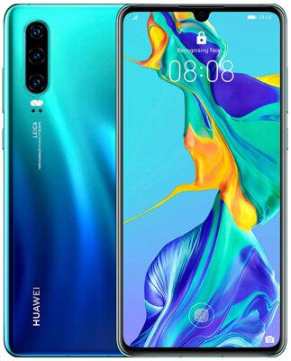 Смартфон Huawei P30 6/128GB Blue 3