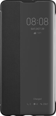 Чохол Huawei P30 Smart View Flip Cover Black 1