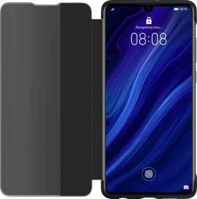 Чохол Huawei P30 Smart View Flip Cover Black 3