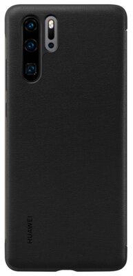 Чохол Huawei P30 Pro Smart View Flip Cover Black 2