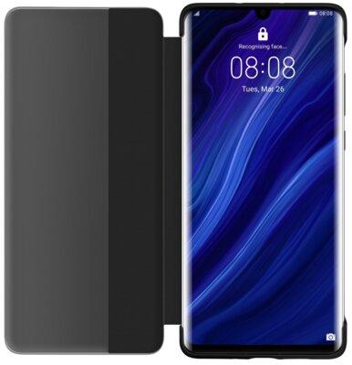 Чохол Huawei P30 Pro Smart View Flip Cover Black 3