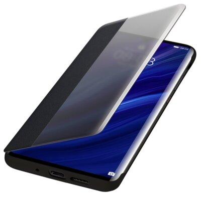 Чохол Huawei P30 Pro Smart View Flip Cover Black 5