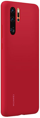 Чохол Huawei P30 Pro Silicone Case Red 3