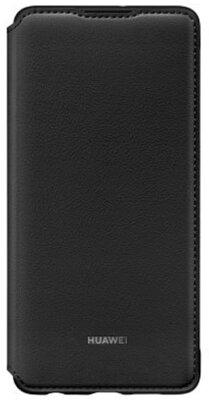 Чехол Huawei P30 Wallet Cover Black 1