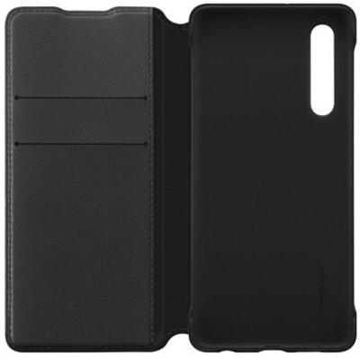 Чехол Huawei P30 Wallet Cover Black 2