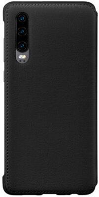 Чехол Huawei P30 Wallet Cover Black 4
