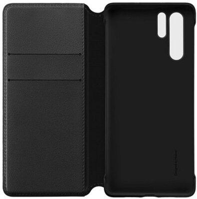 Чехол Huawei P30 Pro Wallet Cover Black 2