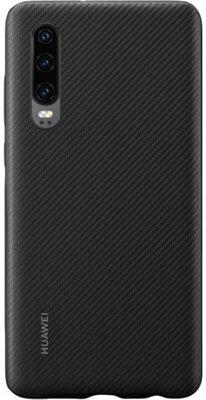 Чехол Huawei P30 PU Case Elegant Black 1