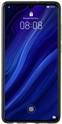 Чехол Huawei P30 PU Case Elegant Black 2