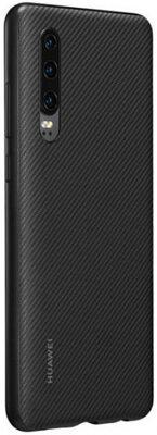 Чехол Huawei P30 PU Case Elegant Black 3