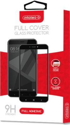 Захисне скло Intaleo Full Glue Glass для Galaxy A30 A305 Black 1
