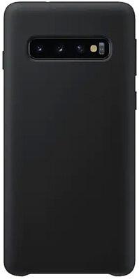 Чохол Intaleo Velvet для Samsung Galaxy S10 G973 Black 1