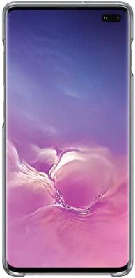 Чохол Intaleo Real Glass для Samsung Galaxy S10+ G975 Black 2