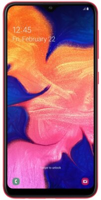 Смартфон Samsung Galaxy A10 SM-A105F Red 1