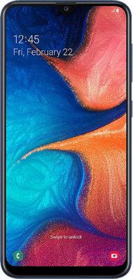 Смартфон Samsung Galaxy A20 SM-A205F Blue 1