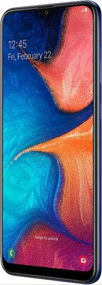 Смартфон Samsung Galaxy A20 SM-A205F Blue 4