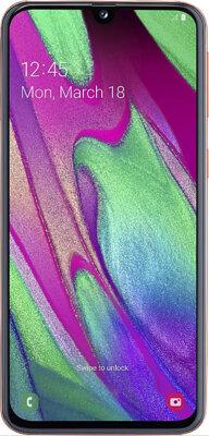 Смартфон Samsung Galaxy A40 64GB SM-A405F Red 1