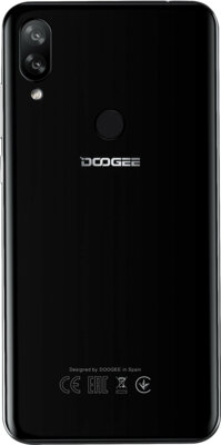 Смартфон Doogee Y7 Black 2
