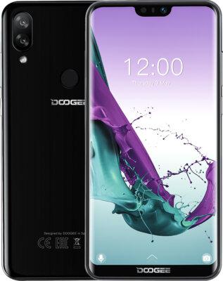 Смартфон Doogee Y7 Black 3
