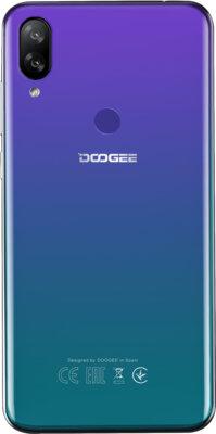 Смартфон Doogee Y7 Aurora Blue 2