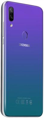Смартфон Doogee Y7 Aurora Blue 12