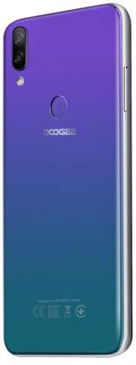 Смартфон Doogee Y7 Aurora Blue 13